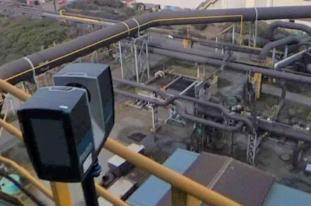茨城県内の製鉄所にて ガス配管新設に伴う設計 のご依頼イメージ