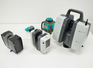 千葉県の製鉄所にて3Dレーザースキャン測定を実施しましたイメージ